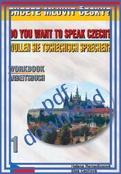 Chcete mluvit česky? - Pracovní kniha 1 v PDF / Arbeitsbuch 1 im PDF
