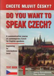 Do You Want to Speak Czech? - Textbook 1