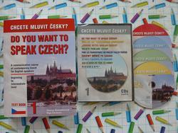 Chcete mluvit česky? - Učebnice+CDs Kurz A 1