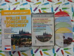 Chcete mluvit česky? - Učebnice+CDs Kurz D 1