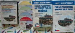POUR LES FRANCOPHONES QUI VEULENT PARLER TCHÈQUE - Set of Course part F 1