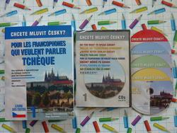 POUR LES FRANCOPHONES QUI VEULENT PARLER TCHÈQUE - Textbook+CDs part F 1