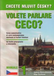 Chcete mluvit česky? - Učebnice 1 / Manuale 1