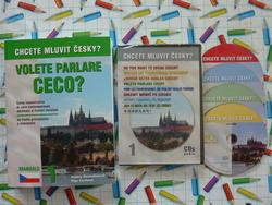Chcete mluvit česky? - Učebnice+CDs Kurz It 1