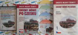 CHCEMY MÓWIĆ PO CZESKU - Set of Course part P 1