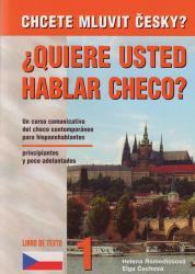 ¿QUIERE USTED HABLAR CHECO? - Libro de texto 1 / Textbook 1
