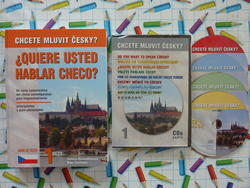 ¿QUIERE USTED HABLAR CHECO? - Textbook+CDs part S 1