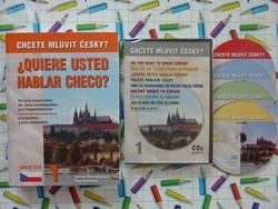 Chcete mluvit česky? - Učebnice+CDs Kurz S 1