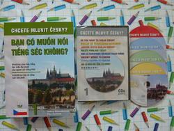 Chcete mluvit česky? - Učebnice+CDs Kurz V 1